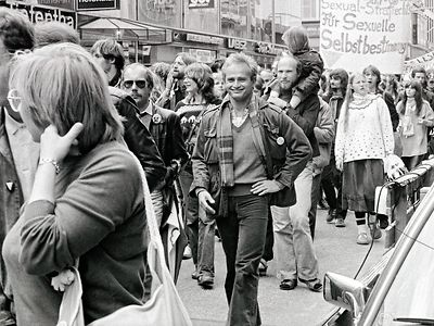 Ausstellung After Stonewall - 50 Years of Pride