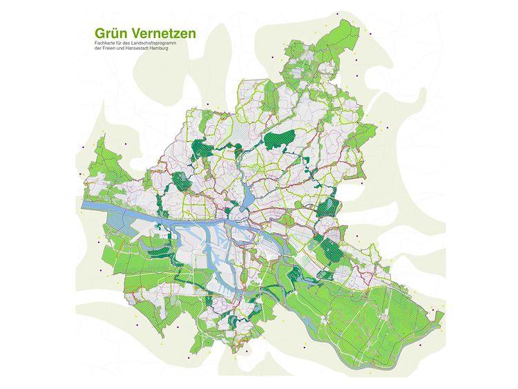 Hvv Karte Ringe.Grünes Netz Hamburg De