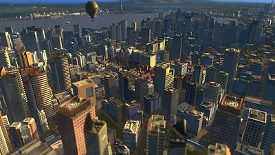 Cities Skylines von Colossal Order/Paradox Interactive 2015