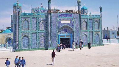Moschee Afghanistan