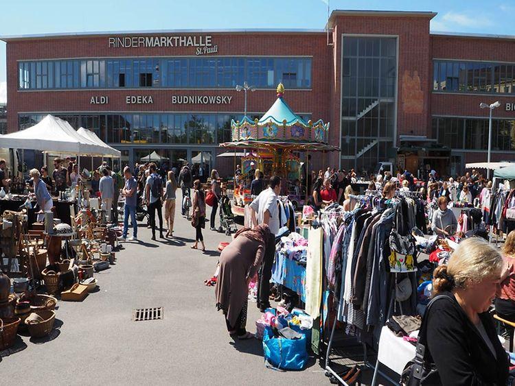 flohmarkt heute in köln