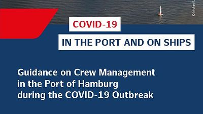Guidance on Crew Management in the Port of Hamburg during the COVID-19 Outbreak