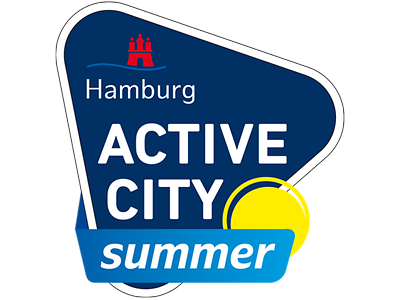 Active City Summer Logo