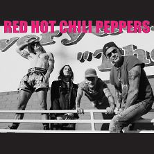 Red Hot Chili Peppers - World Tour 2022