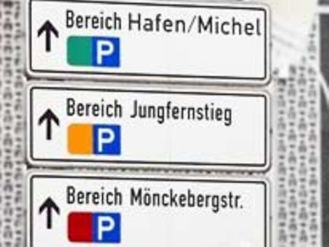 Parken in Hamburg / hamburg.de