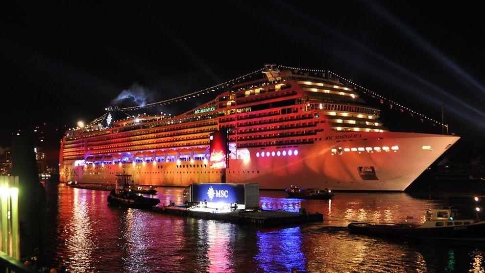 Schiffstaufe Hamburg Hamburgde
