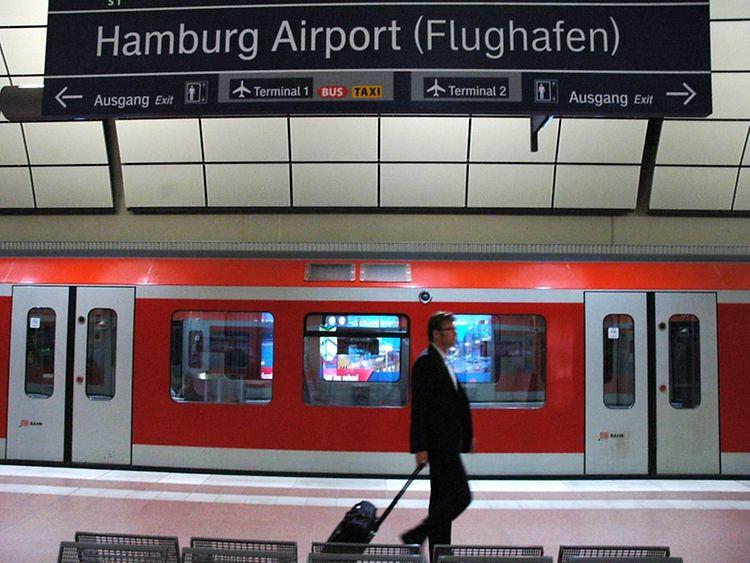 Hamburger Flughafen Adresse Bilder Informationen