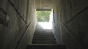 Bunkereingang / hamburg.de
