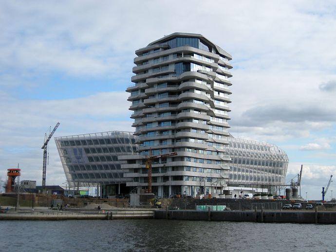 Marco-Polo-Tower Hamburg - Bilder, Informationen - hamburg.de