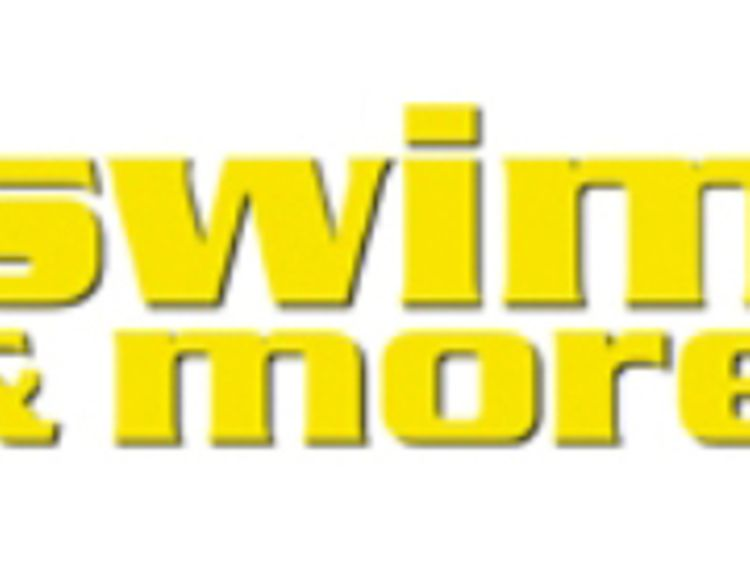 "Logo ""swim&more"""