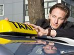 Situation im Taxigewerbe / © corepics - Fotolia.com