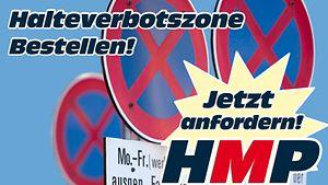 Halteverbotszone Widescreen Pic / HMP-Umzüge