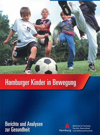 Hamburger Kinder in Bewegung