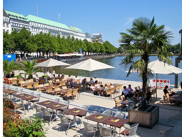 Beach Club Hamburg Hamburgde