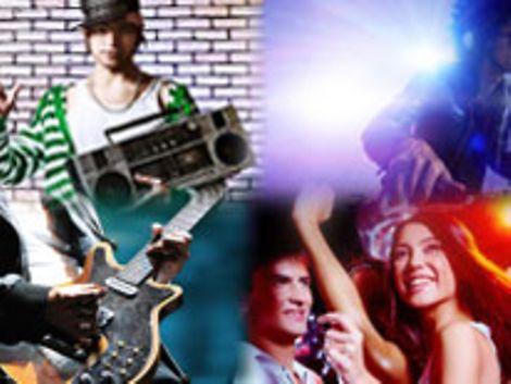 Clubs und Bands / pressmaster/ jehafo / Kiselev / Goldswain / fotolia.com