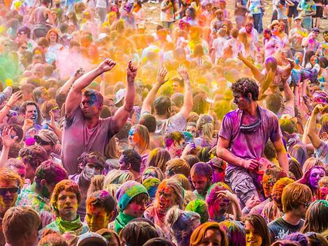 HOLI Festival / earlybird