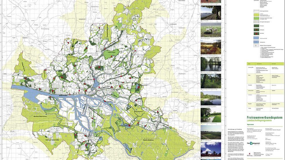 grüne karte hamburg Karten, Grafiken und Downloads   hamburg.de