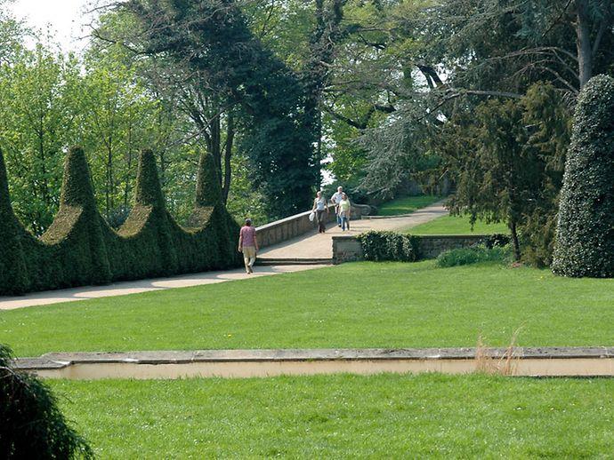 Römischer Garten Hamburg Bilder Informationen Hamburgde