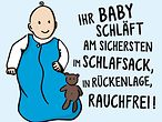Schlaf gut, Baby! - Flyer