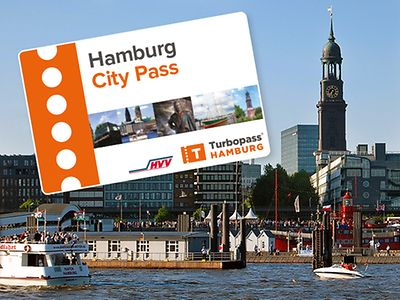 Hamburg City Pass Bild Artikel