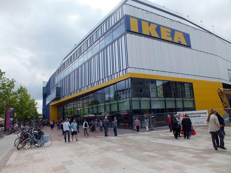Die Ikea Mobelhauser In Hamburg Schnelsen Und Hamburg Moorfleet