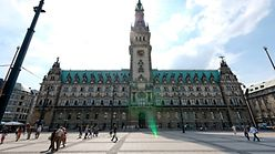 Hamburger Rathaus / Andres Lehmann, www.andreslehmann.de