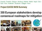 Titelblatt: Project EUCO2 80/50 Summary / BSU