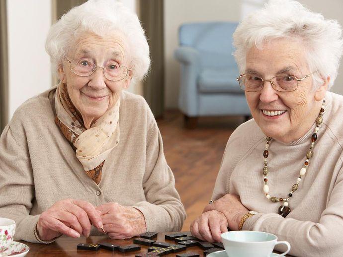 Online-Dating ältere Menschen