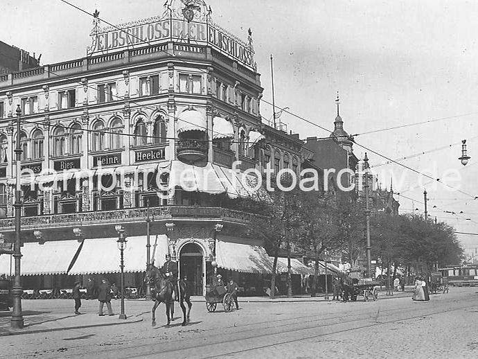 Bilder: Historische Reeperbahn