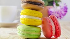 Macarons / colourbox.de