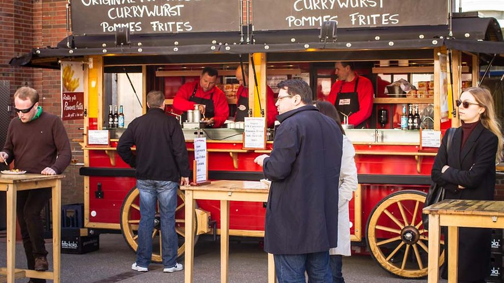Food Trucks Hamburg