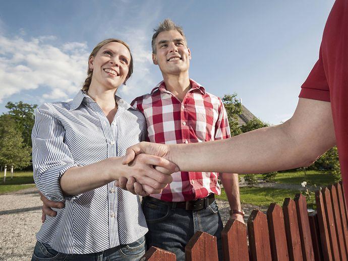 Dating-Wohnung Nachbarn