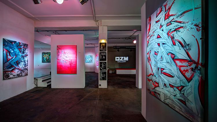 OMZ Art Space Gallery