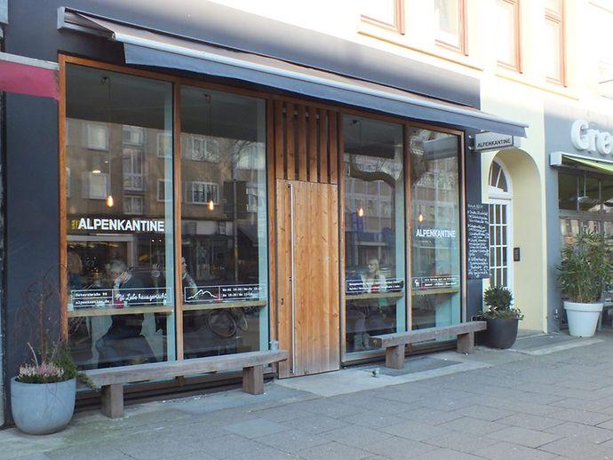 Geheimtipps Cafés und Restaurants in der Hansestadt Hamburg ...