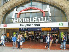 Shopping Wandelhalle Hamburg Hamburg De