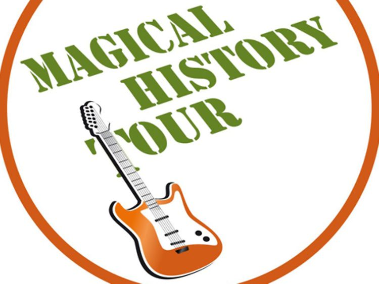 Logo Magical History Tour