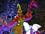 Stamp: Night Parade im September 2015 / Frank Burmester