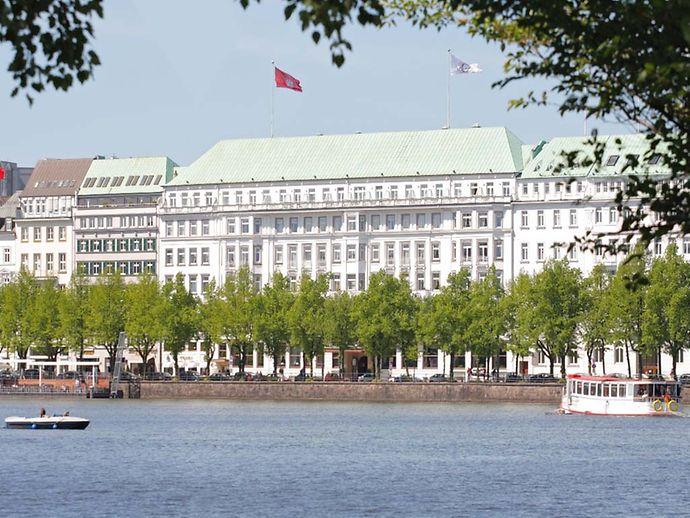 Hotel Vier Jahreszeiten Hamburg De