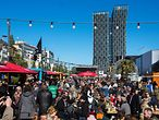 Food Truck Market St. Pauli / imago stock & people