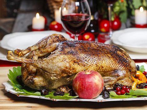 Bilder: Weihnachtsgans / imago stock&oeople