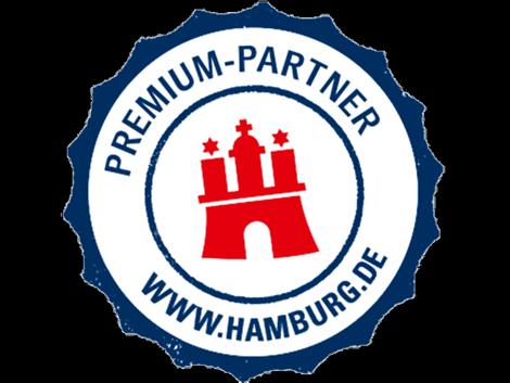Siegel Premium Partner - hamburg.de