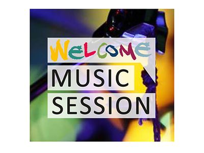 Welcome Music-Session