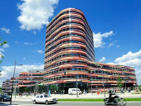 BSU-Gebäude Wilhelmsburg