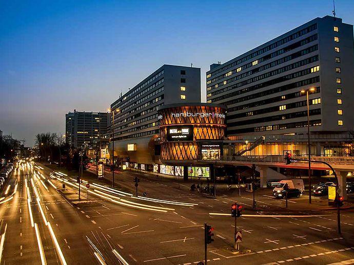 Hamburger Meile Einkaufszentrum In Hamburg Barmbek Shopping In