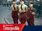 Cover - Täterprofile von Hans-Peter de Lorent