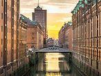 sSpeicherstadt Hamburg / ©guentherlig @pixabay