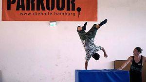 Parkour Die Halle / Sebastian Ploog
