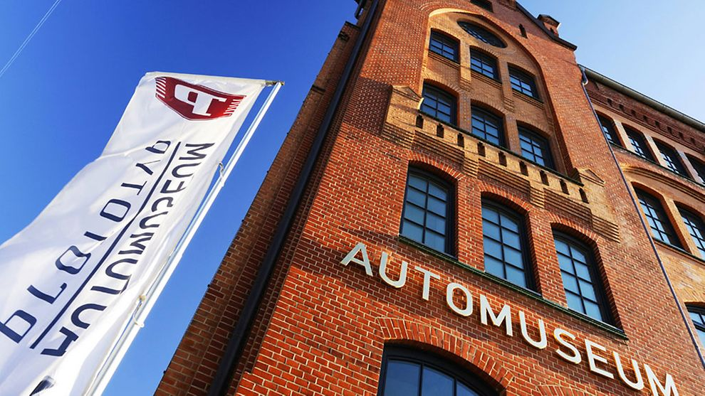 Automuseum Prototy in der HafenCity