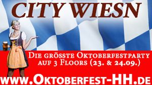 Oktoberfest Hamburger City Wiesn / edelpromotion & Events UG