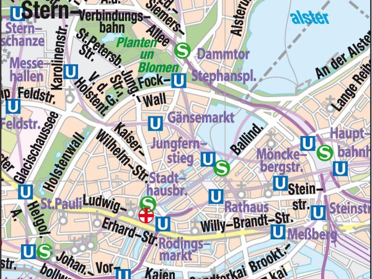 Hamburg Und Umgebung 1 60 000 Hamburg De